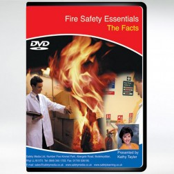 Fire Safety Essentials DVD