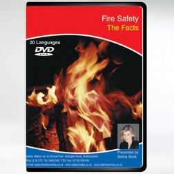 Fire Safety: The Facts DVD