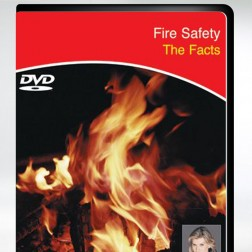 Fire Safety - The Facts (20 Languages) DVD